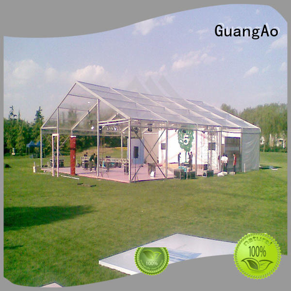 tent clear canopy tent with Party GuangAo