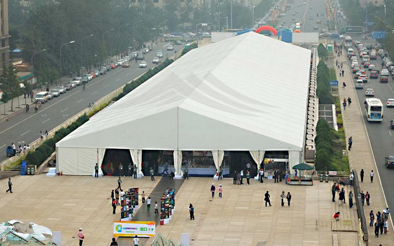 Guang Ao aluminium frame marquee party event tent 10 x 20 for outdoor activity