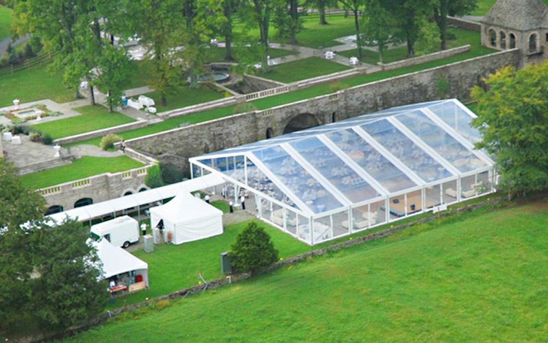 GuangAo-Top Grade Clear Structure Tent For Wedding Banquet | GuangAo-1