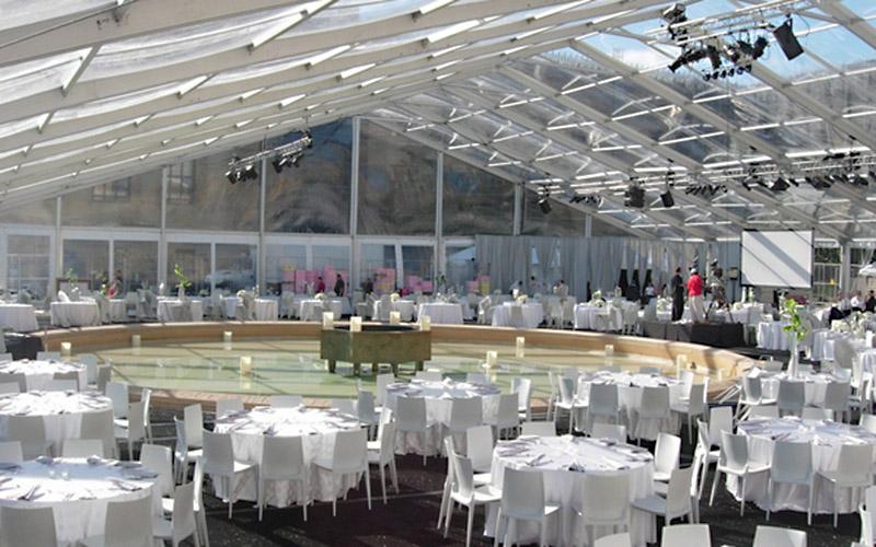 GuangAo-Top Grade Clear Structure Tent For Wedding Banquet | GuangAo-18