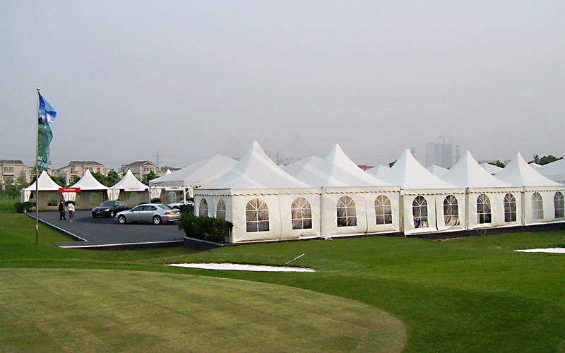 GuangAo tent display curve shape for outdoor-9