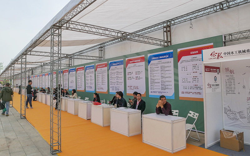 GuangAo-Best Outdoor Trade Show Tent And Exhibition Canopy Tent-17