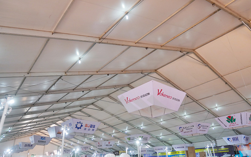 GuangAo-Best Outdoor Trade Show Tent And Exhibition Canopy Tent-18