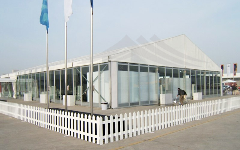 GuangAo-Professional Large Event Tents For Sale Marquee Tents Prices