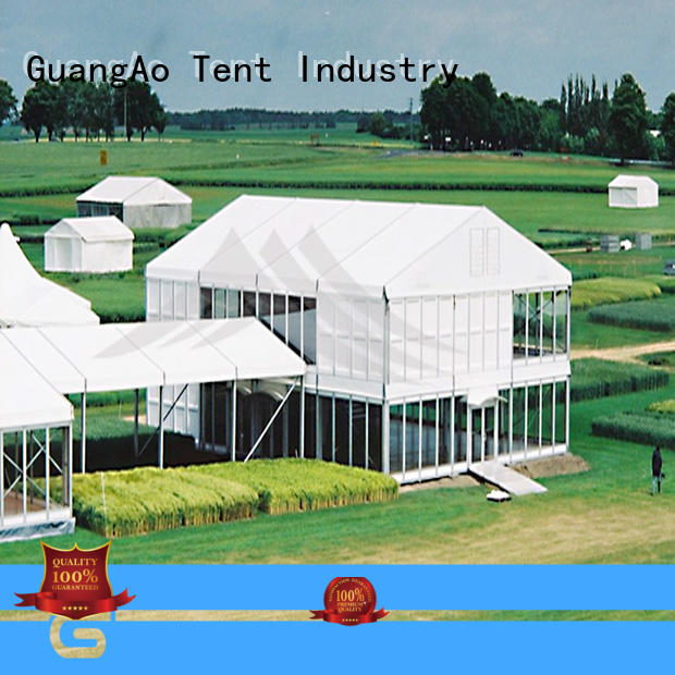 tent tent over deck deck Outdoor Event GuangAo