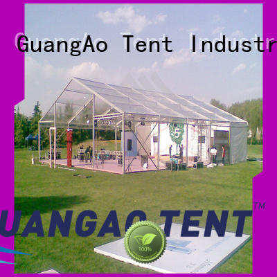 clear clear top tent wedding lighting Exhibitions GuangAo
