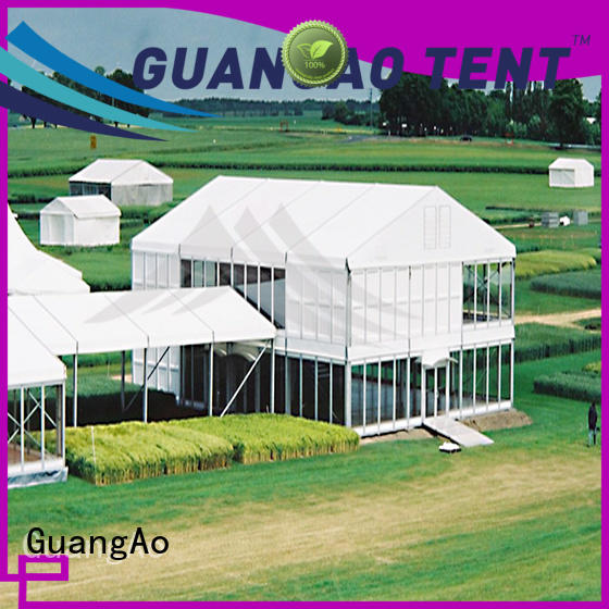 hot product double decker tent deck latest Outdoor Event