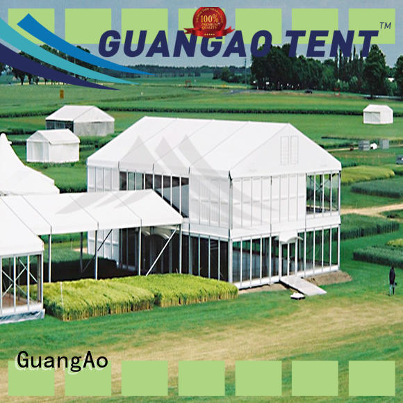 double decker deck tents for sale on-sale Exhibitions GuangAo