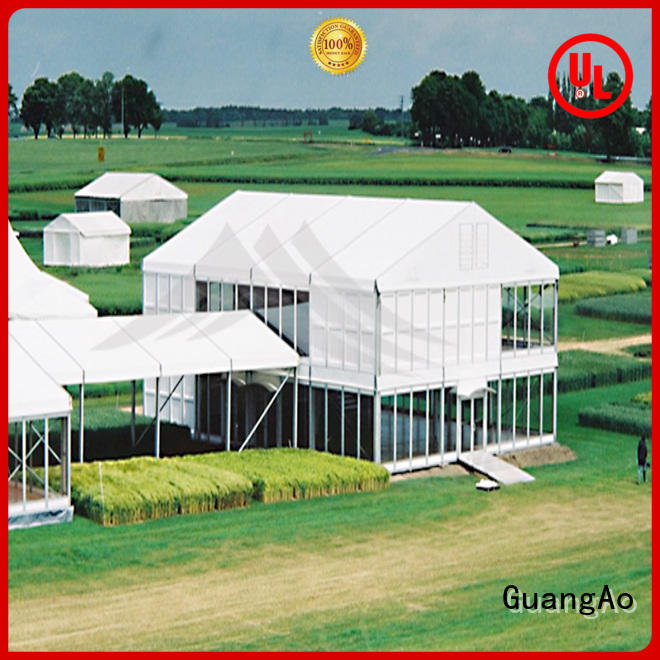 GuangAo tent deck tent at discount Promotion
