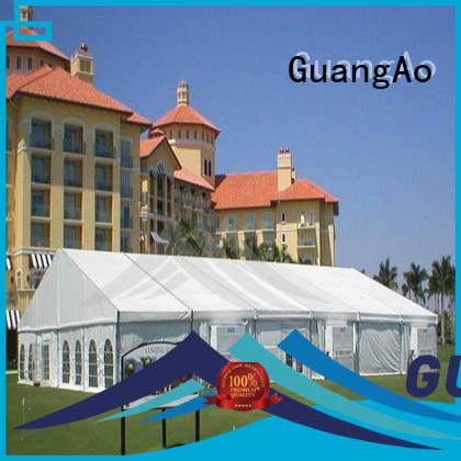 GuangAo manufacture party tents for sale near me portable for party