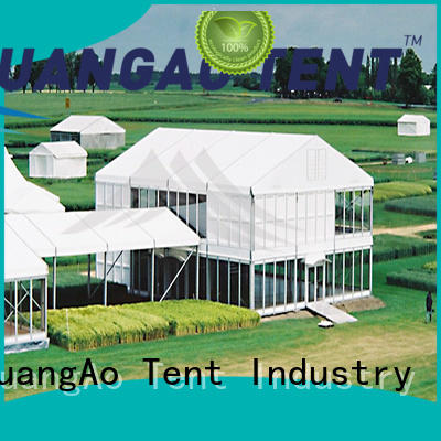 GuangAo water proof outdoor deck tent tent Promotion