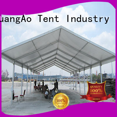 GuangAo outdoor warehouse tents for sale tent Outdoor Storage