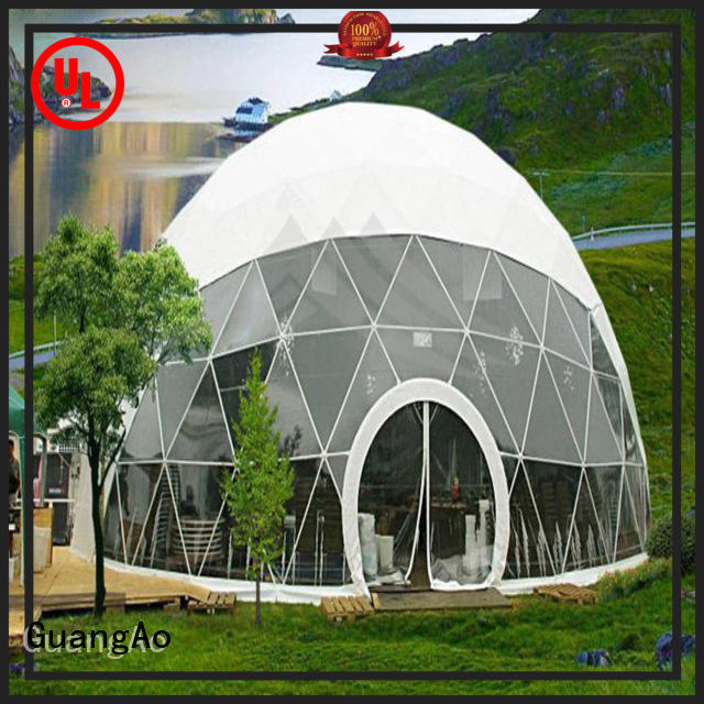 dome dome shelter tentgeodesic manufacturerfor hotel