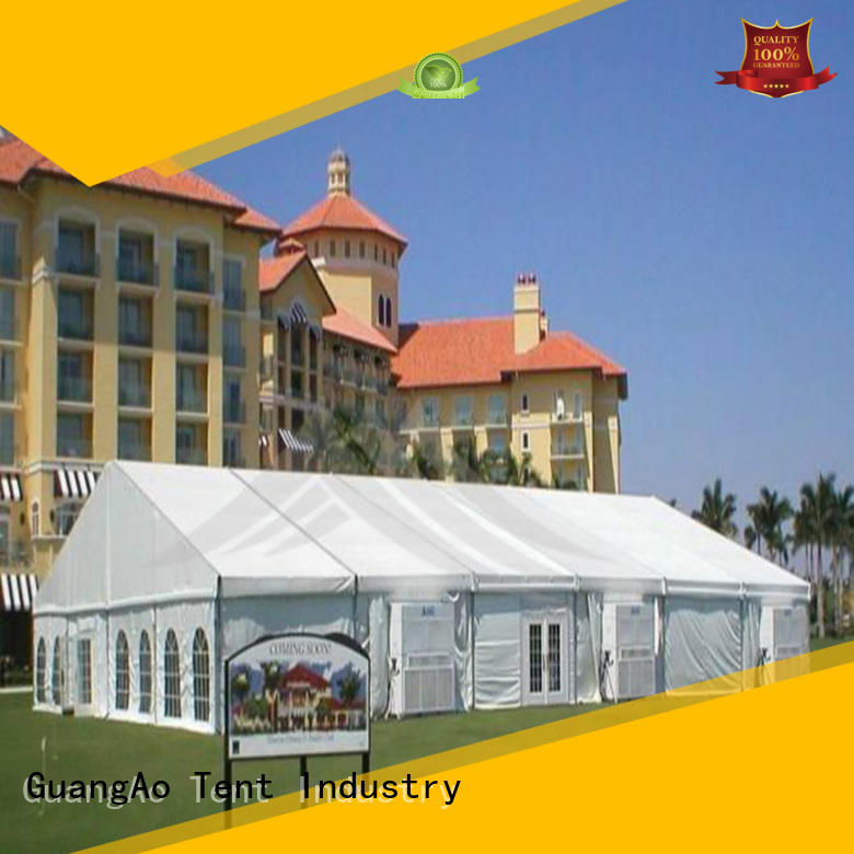 GuangAo tent party canopy tent durable for party