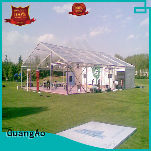 clear wedding tent for sale clear Party GuangAo