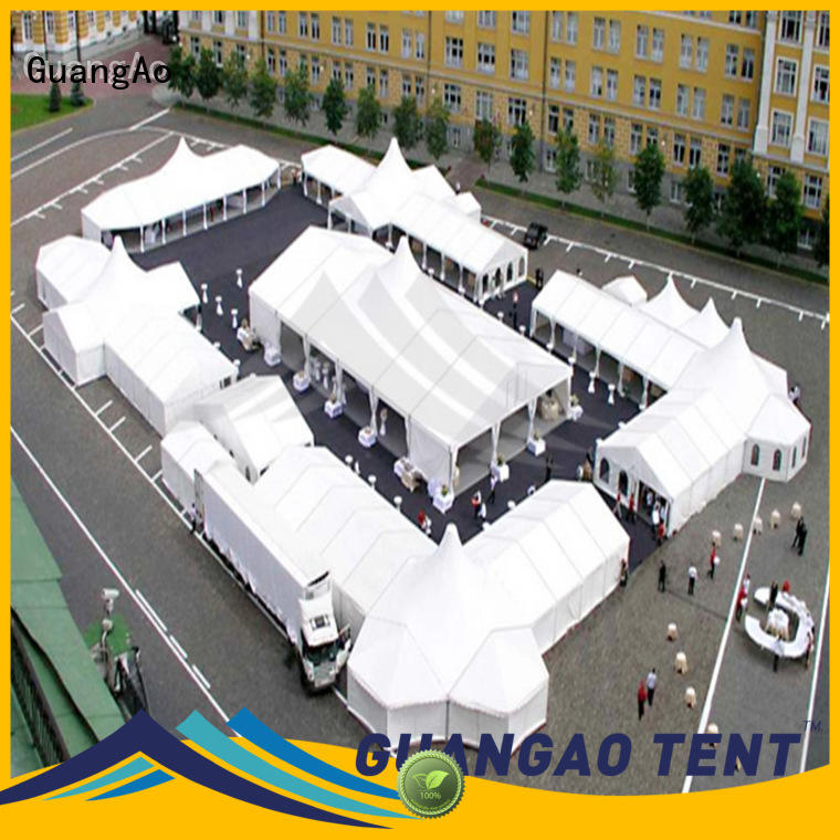 GuangAo high peak tent high peak tent Outdoor Event Promotion