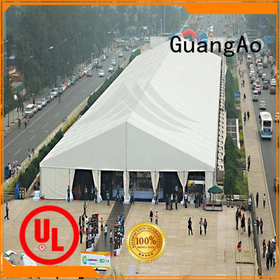 GuangAo event outdoor event tent on-sale for show