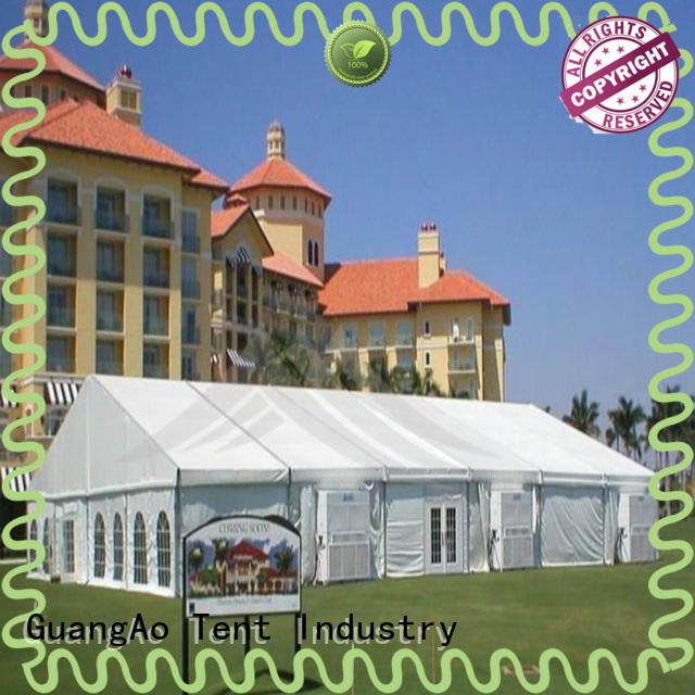tent 10x20 party tent portable for party GuangAo