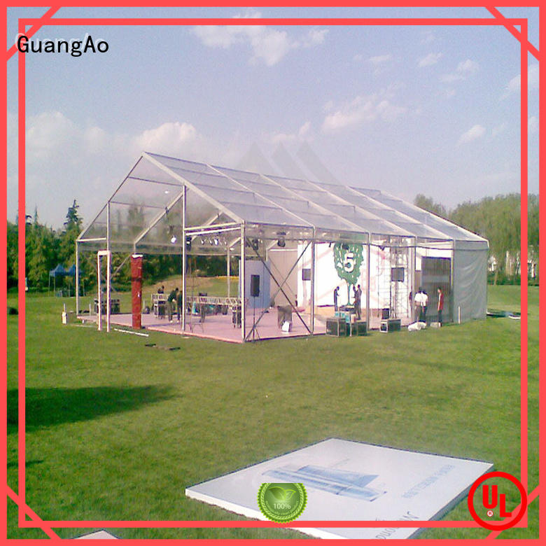 tent clear party tents for sale with Exhibitions GuangAo