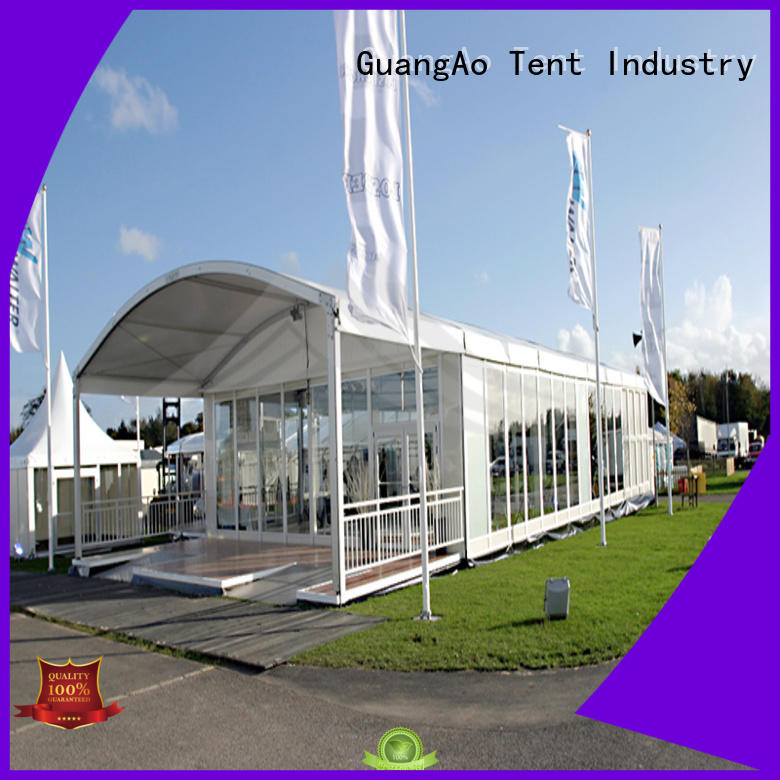 GuangAo where to buy tents assembled for exhibition