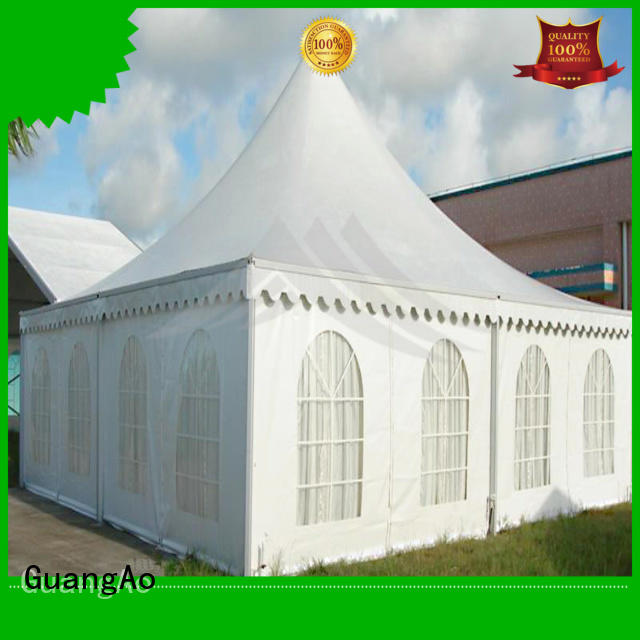 big capacitylarge canopy tent tentcurve shape for exhibition