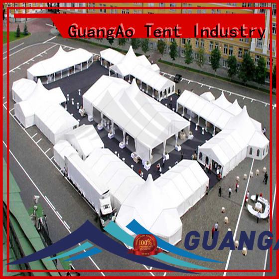 wind resistant high quality tents party Breathable Outdoor Event Promotion