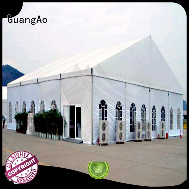 GuangAo tent outdoor tent wedding manufacturer party