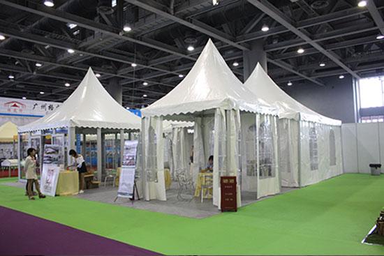 GuangAo-2019 China guangzhou International Tent Show, Guangzhou Guangao Tent Industry Co