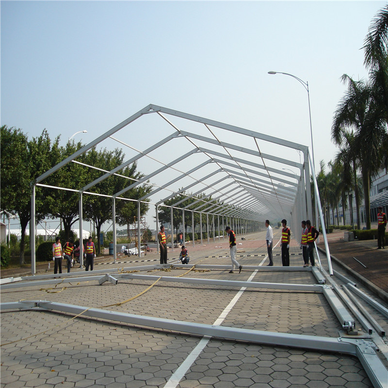 GuangAo-Large Event Tent For Nansha Global Merchandising Fairy News About Clear Tent-2