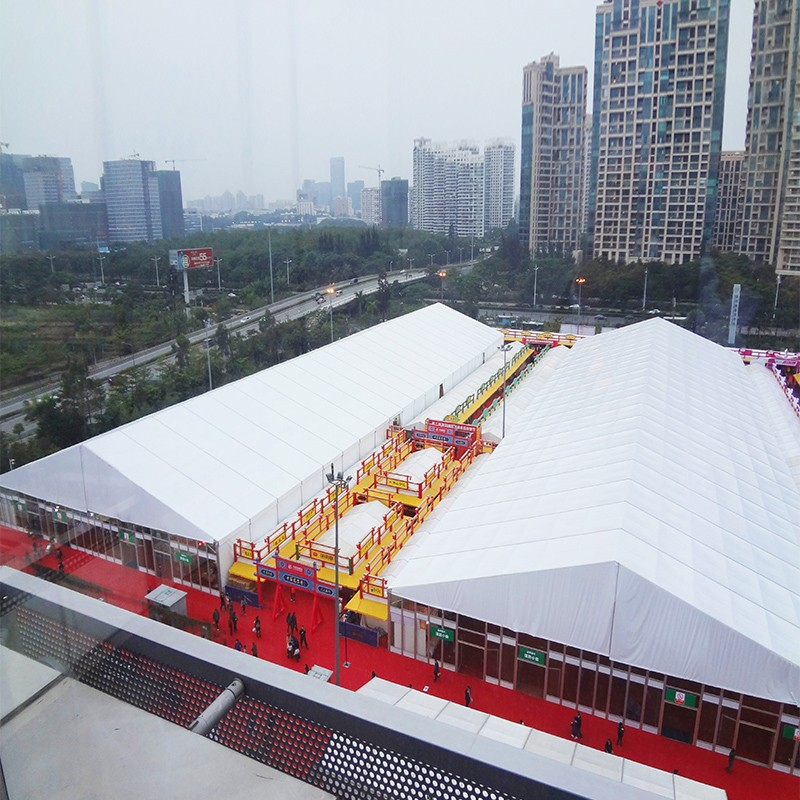 GuangAo-Shenzhen Bay Event Tent Project | Tent Manufacturers