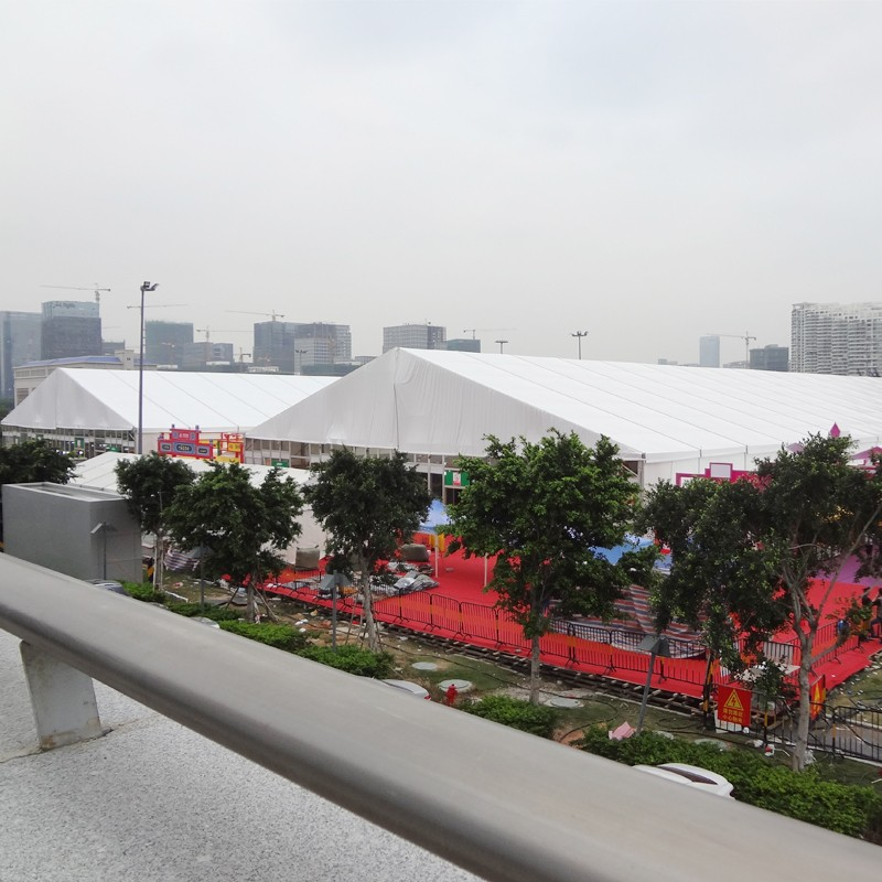 GuangAo-Shenzhen Bay Event Tent Project | Tent Manufacturers-1