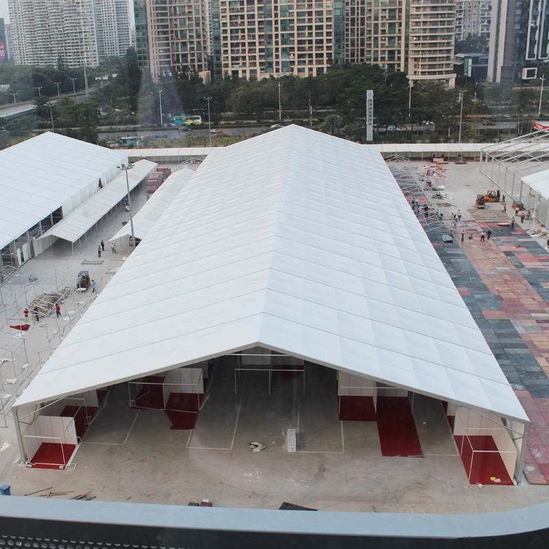 GuangAo-Shenzhen Bay Event Tent Project | Tent Manufacturers-3