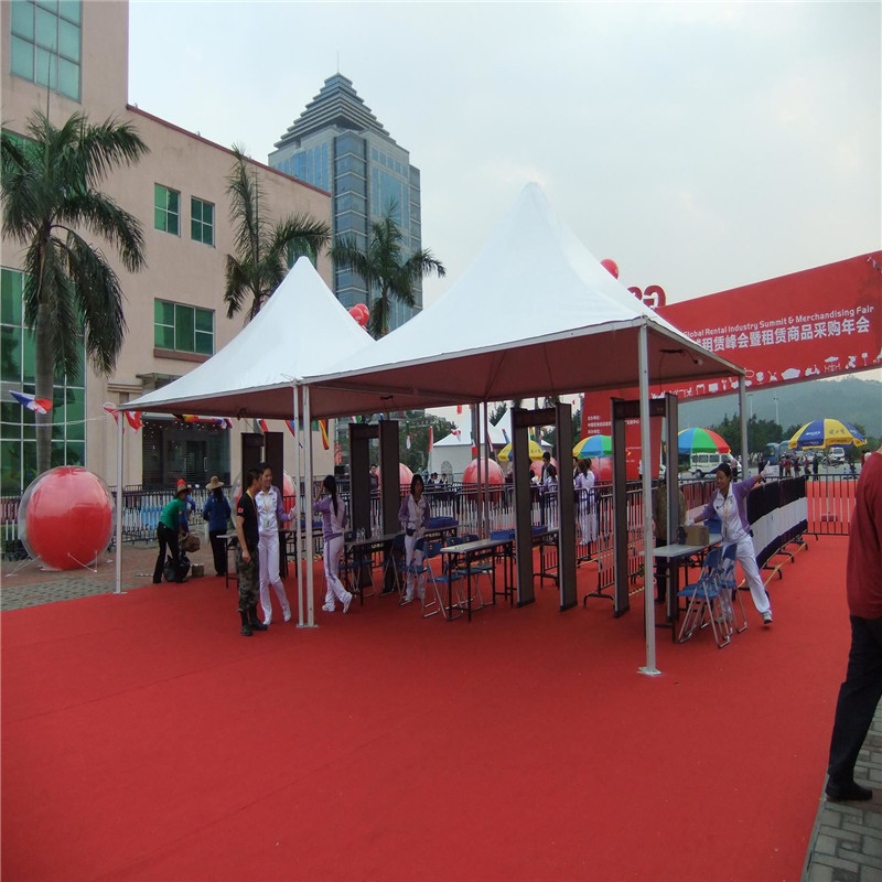 GuangAo-Large Event Tent For Nansha Global Merchandising Fairy News About Clear Tent-3