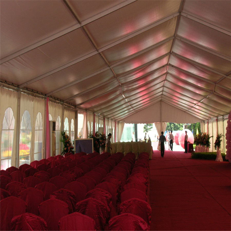 GuangAo-Large Event Tent For Nansha Global Merchandising Fairy News About Clear Tent-4
