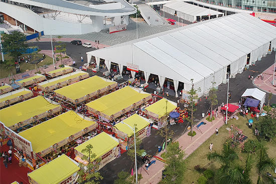 News丨Best Place To Buy A Tent - Guangao Tent Industry-GuangAo