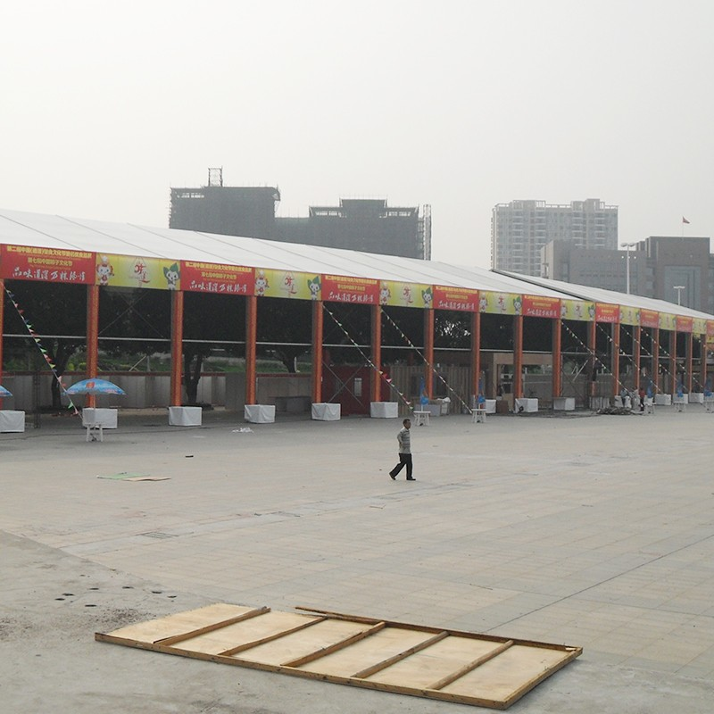 GuangAo-Project Of Event Tent In Daojiao Dongguan City | Tent Manufacturers