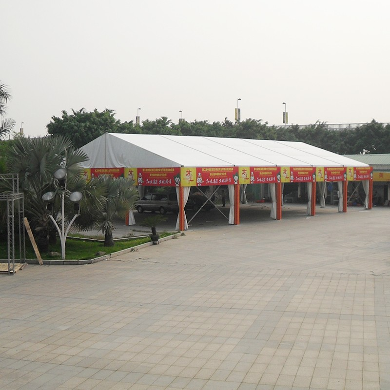 GuangAo-Project Of Event Tent In Daojiao Dongguan City | Tent Manufacturers-1