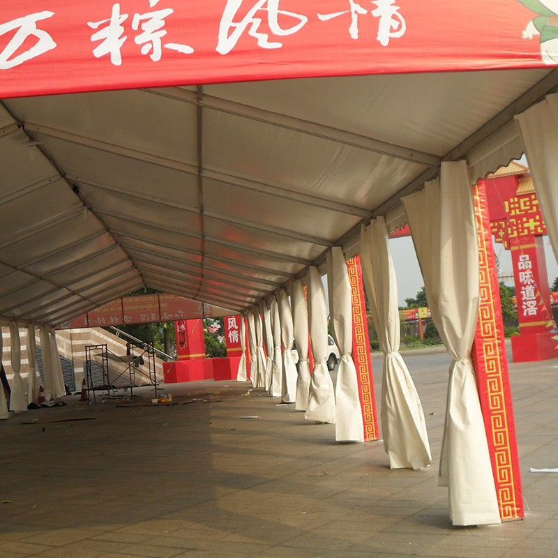 GuangAo-Project Of Event Tent In Daojiao Dongguan City | Tent Manufacturers-2