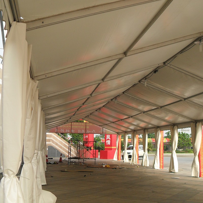 GuangAo-Project Of Event Tent In Daojiao Dongguan City | Tent Manufacturers-4