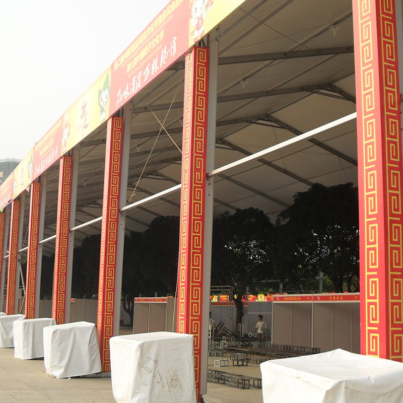 GuangAo-Project Of Event Tent In Daojiao Dongguan City | Tent Manufacturers-3