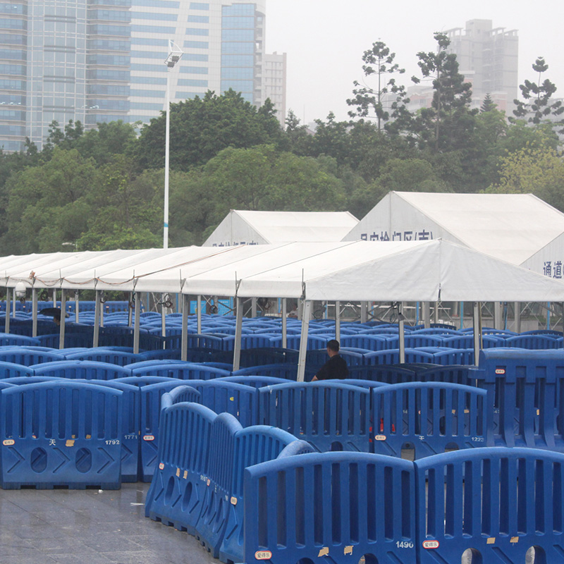 GuangAo-GuangAo provide tents service for Chinese football association super league-1