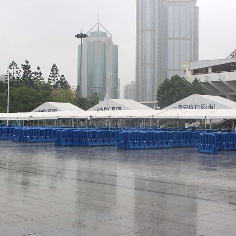 GuangAo-GuangAo provide tents service for Chinese football association super league-2