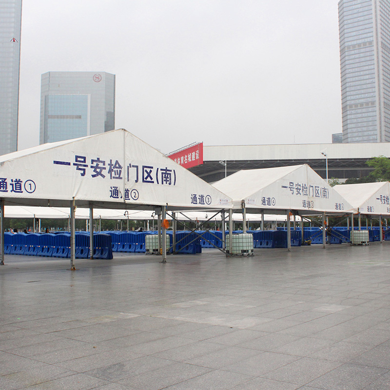 GuangAo-GuangAo provide tents service for Chinese football association super league-3