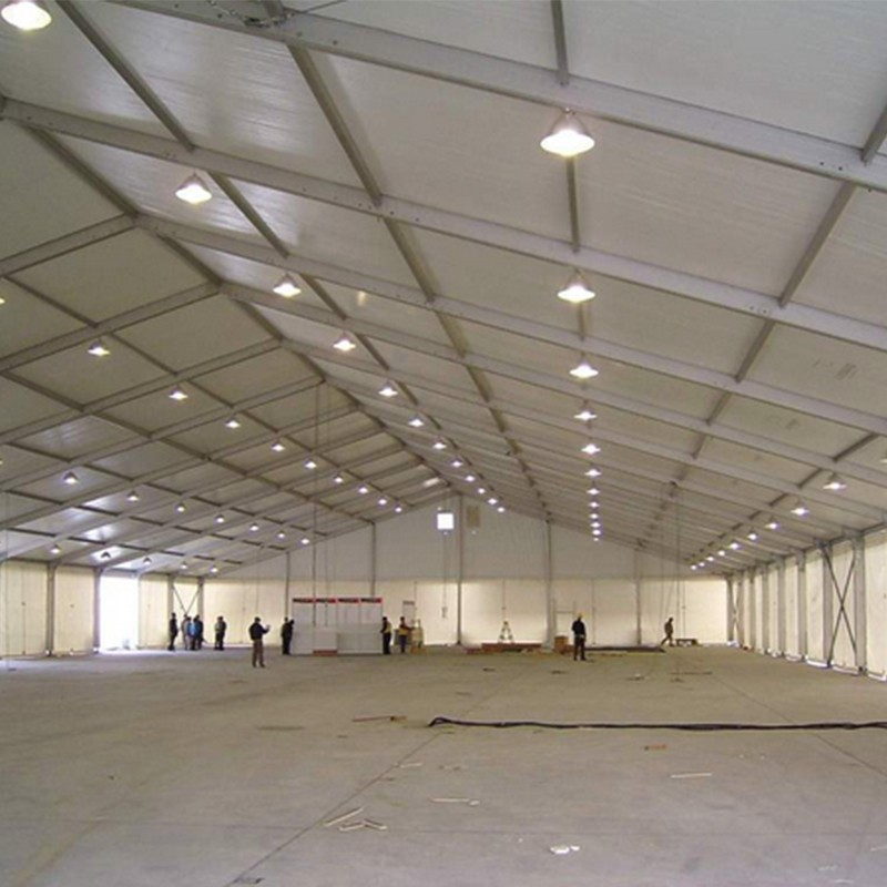 GuangAo-How Long Time Does The Storage Big Tent Can Be Used, Guangzhou Guangao Tent Industry Co-2